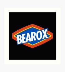 Bearox - Clorox Art Print