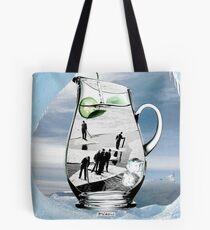 Frozen Destiny Tote Bag