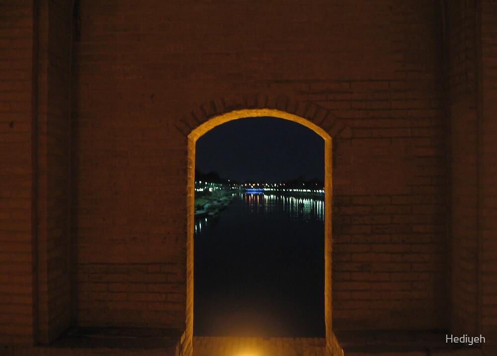 Isfahan II by Hediyeh