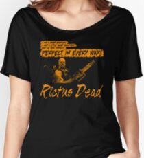 RICTUS DEAD GROOVY! Women's Relaxed Fit T-Shirt