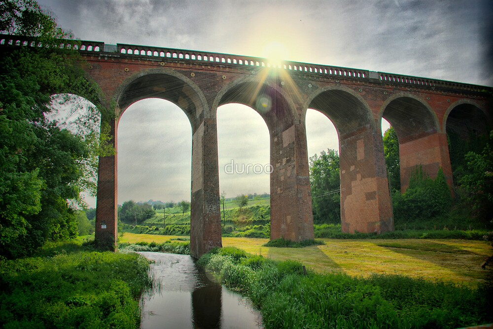 Eynsford Viaduct by duroo
