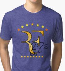 rf, roger federer, roger, federer, tennis, champion Tri-blend T-Shirt