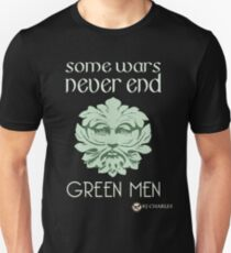 Some Wars Never End dark T Unisex T-Shirt