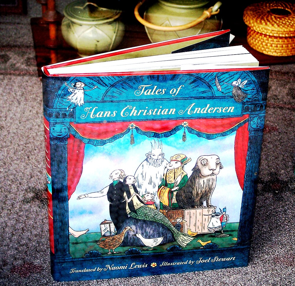 Tales of Hans Christian Anderson by Judi Taylor