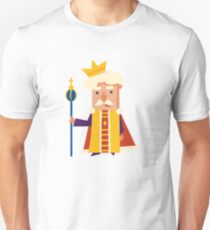 King Cartoon character T-Shirt