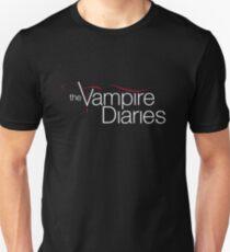 The Vampire Diaries Logo Unisex T-Shirt