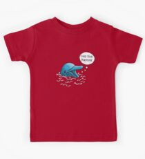 Find Your Porpoise Kids Tee