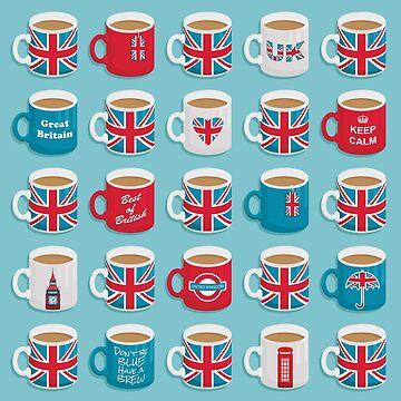 A Very British Brew by mattandrews
