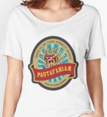 Flying spaghetti monster church Women's Relaxed Fit T-Shirt