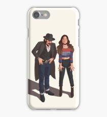 the pose iPhone Case/Skin
