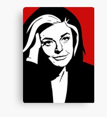Anne Bancroft Canvas Print