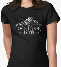Overlook Hotel  - The Shining Women's Fitted T-Shirt