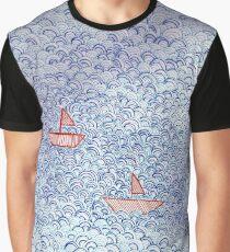 SAIL AWAY.  Graphic T-Shirt