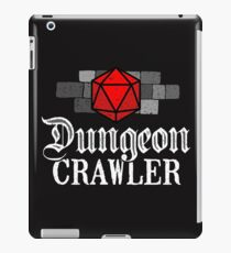 dungeon crawler iPad Case/Skin