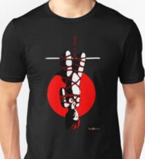 The true beauty of kinbaku by Sarissa Mira Unisex T-Shirt