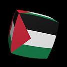 Palestine Flag cubed. by stuwdamdorp