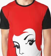 Miss Redhead [iPad / Phone cases / Prints / Clothing / Decor] Graphic T-Shirt