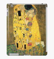 The Kiss - Gustav Klimt iPad Case/Skin