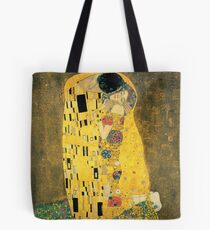 The Kiss - Gustav Klimt Tote Bag