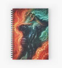 STONE the Killeroo Villain Spiral Notebook
