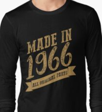 Made in 1966, All original parts! Long Sleeve T-Shirt