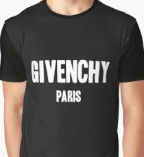 Givenchy Paris Graphic T-Shirt