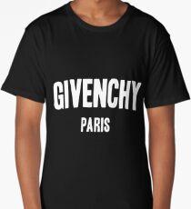 Givenchy Paris Long T-Shirt
