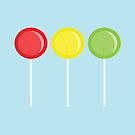 Lollipop lollipop by DEBORAH DEY
