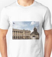 The French Naval Ministry © T-Shirt