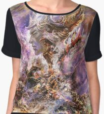 Master of wishes Women's Chiffon Top