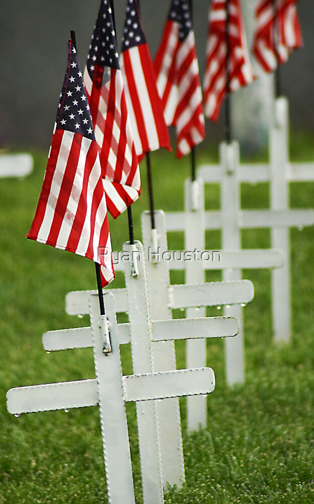 Memorial Day - Remember the Fallen by Ryan Houston
