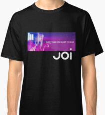 JOI : Inspired by Blade Runner 2049 Classic T-Shirt