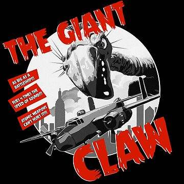 B-Movie Monsters - The Giant Claw by WonkyRobot