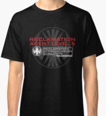 RAC Agent Level 5 : Inspired by Killjoys Classic T-Shirt