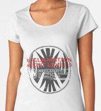 RAC Agent Level 5 : Inspired by Killjoys Women's Premium T-Shirt