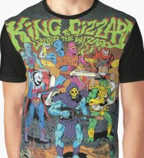 King Gizzard and the Lizard Wizard Gizzfest Graphic T-Shirt