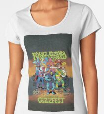 King Gizzard and the Lizard Wizard Gizzfest Women's Premium T-Shirt