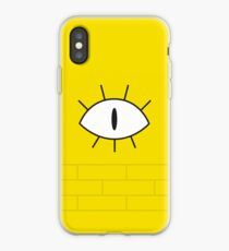 Gravity Falls Bill Cipher iPhone Case