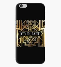 Personalized Great Gatsby iPhone Case