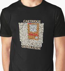 Cartridge Zelda Nintendo Graphic T-Shirt