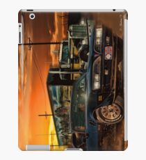 East Bound And Down iPad Case/Skin