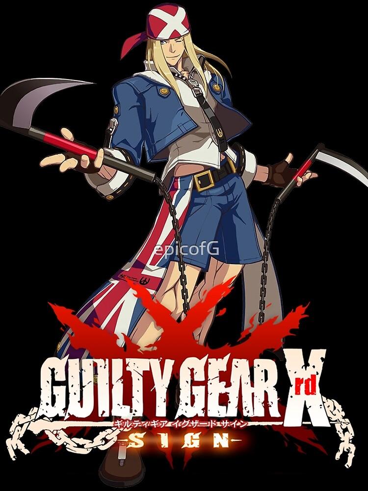 axl low guilty gear - photo #14
