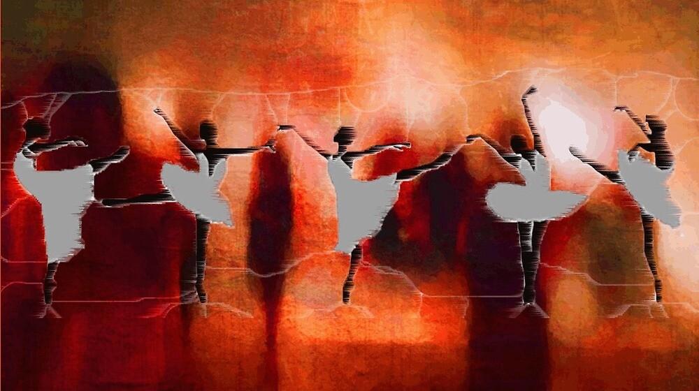 Ballet by scissorpunk