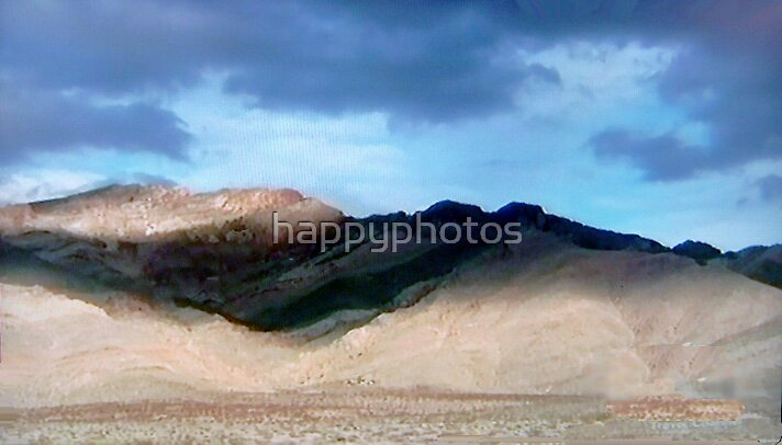 Death Valley again by happyphotos