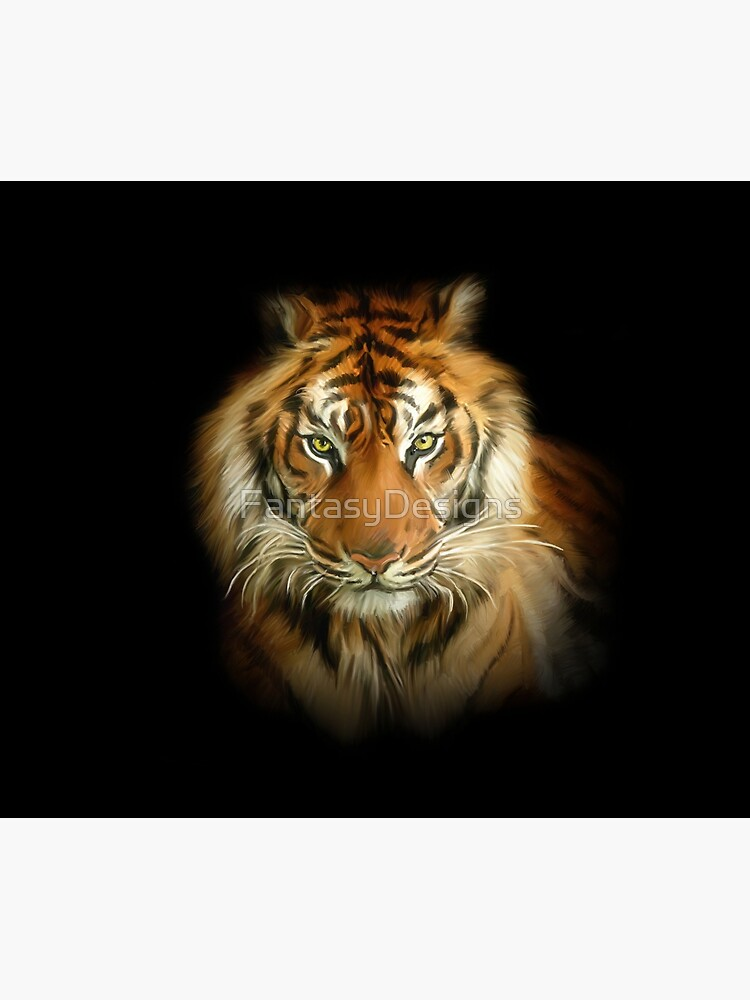 Wild Tiger by FantasyDesigns
