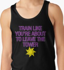 Tangled Tower Work Out T-Shirt