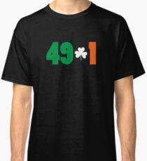Mayweather V McGregor 49-1 Classic T-Shirt