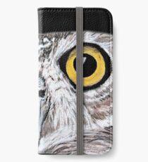 Owl No.1 iPhone Wallet/Case/Skin