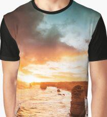 twelve apostles in australia Graphic T-Shirt