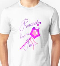 Princesses Born in June T-Shirt